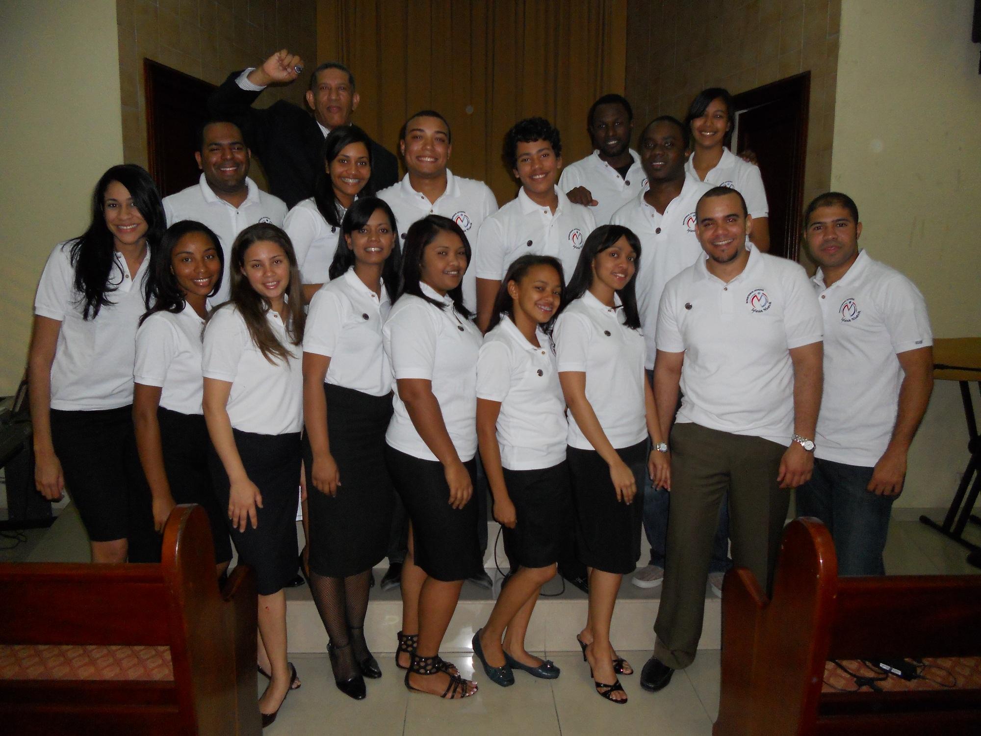 Jóvenes Iglesia Nueva